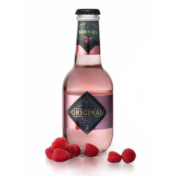 Original Premium Berries Tonic Water 0,2L