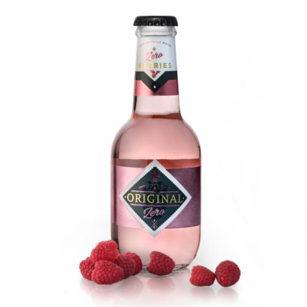 Original Premium Zero Berries Tonic Water 0,2L
