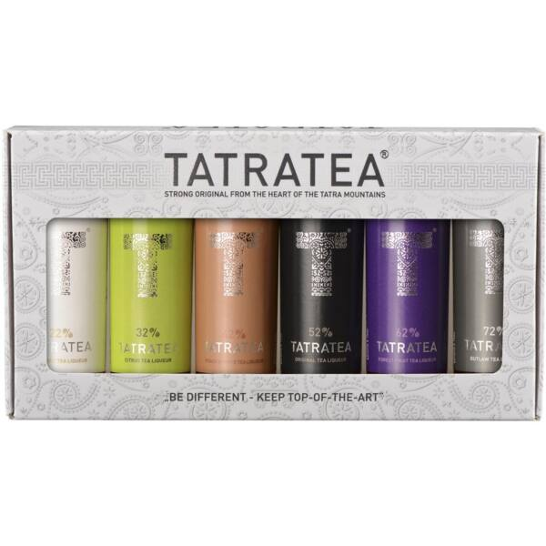 Tatratea mini set dd. 6*0,05L