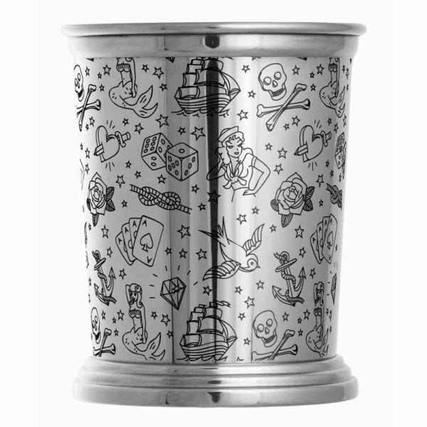 Julep Cup tattoo mintás 400ml