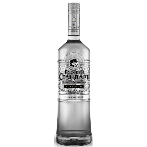 Russian Standard Platinum Vodka 0,7L 40%