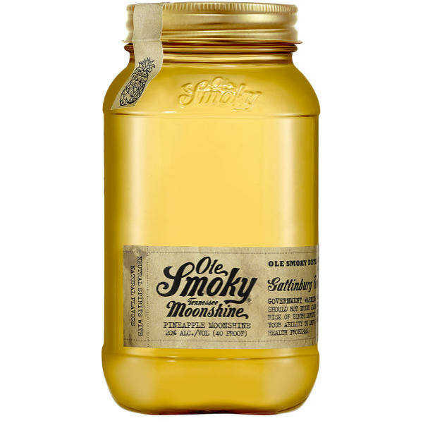 Ole Smoky Moonshine Pineapple 0,7L 20%
