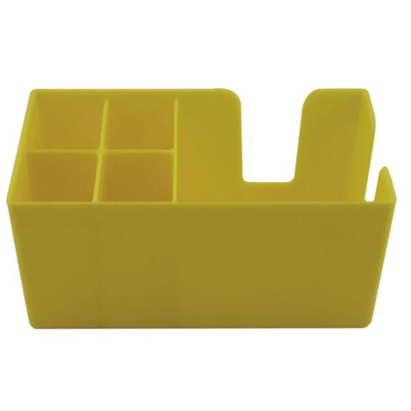 Bar organizer - bar caddy sárga