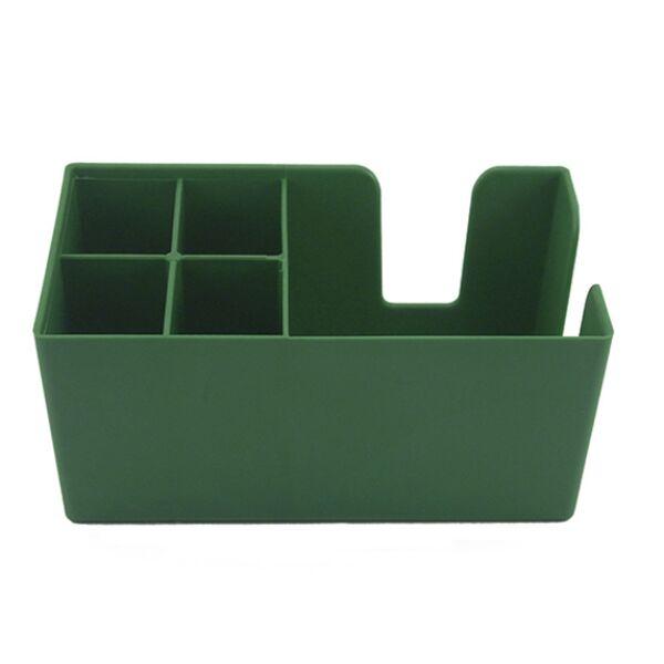 Bar organizer - bar caddy zöld