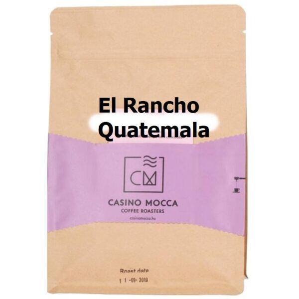 Casino Mocca El Rancho /Guatemala/ szemes kávé eszpresszónak 200 gr