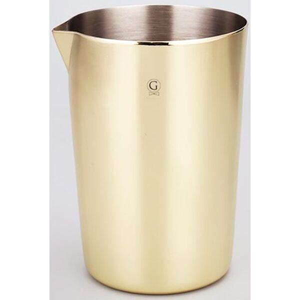 Arany Színű Klasszikus keverőpohár 500 ml