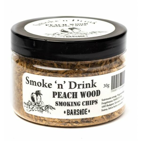 Füstölő fa füst pisztolyba Peach Wood 30 gr