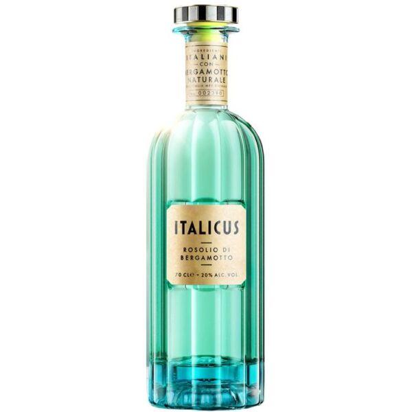 Italicus Bergamotto likőr 20% 0,7