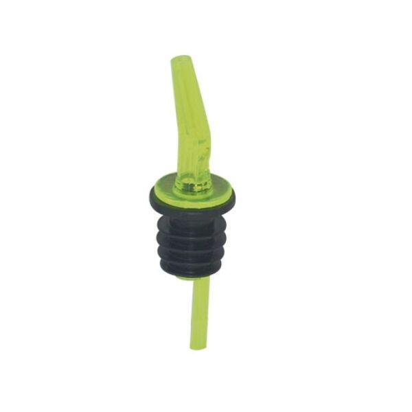 Pro pourer kiöntődugó neon zöld