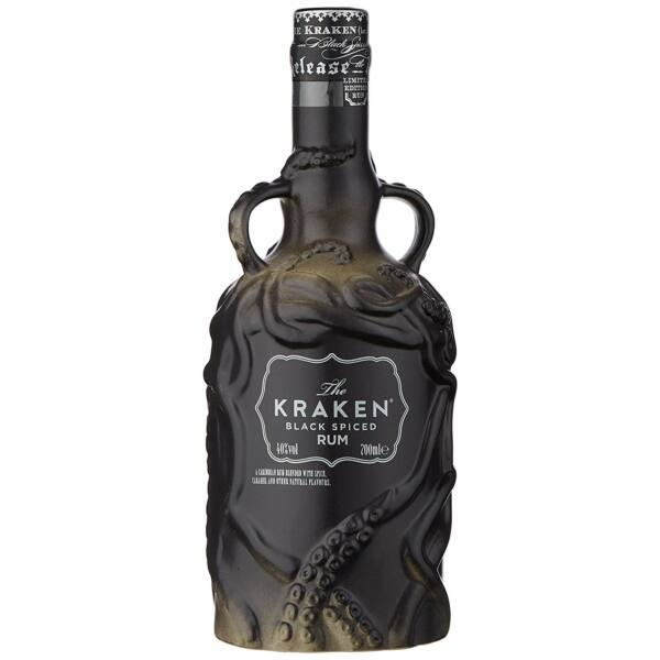 Kraken Black Spiced Ceramic  40% 0,7L
