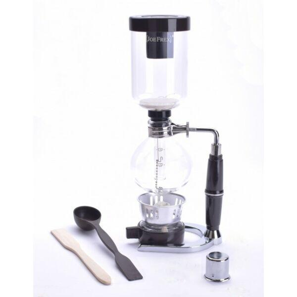 JoeFrex szifonos kávé készítő 5 csészés