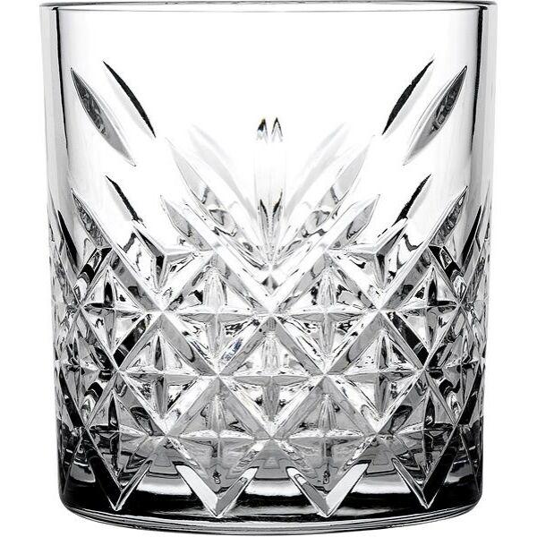 Timeless whiskeys pohár  270 ml 12db/cs
