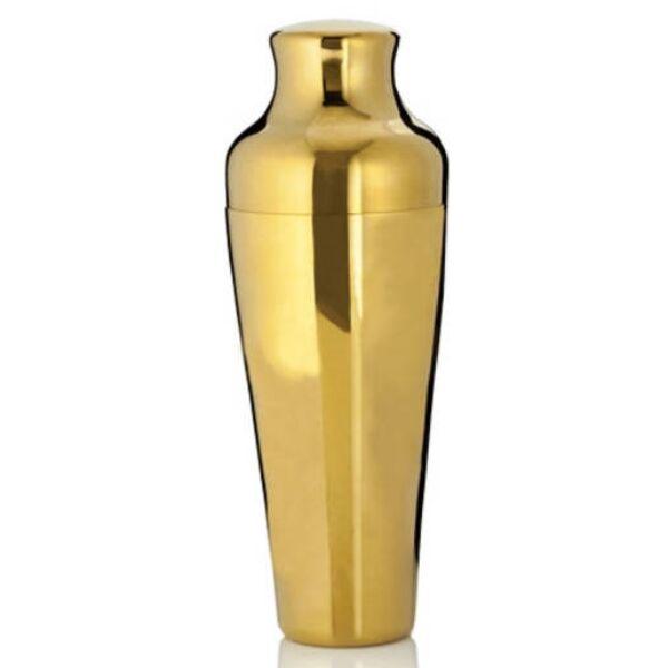 Exkluzív francia shaker 500ml arany