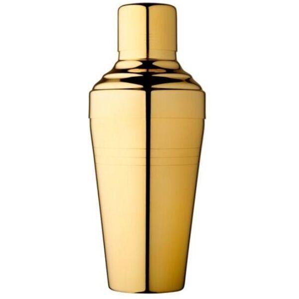 Yukiwa Baron cobbler shaker 500ml arany