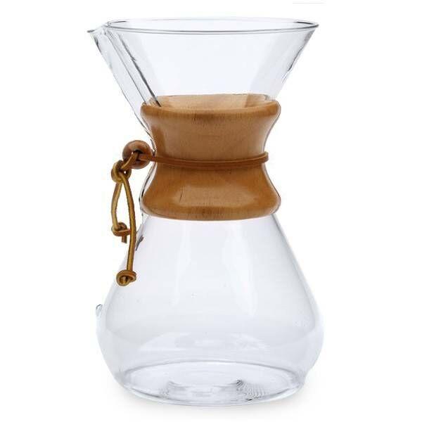 Chemex 6 csészés klasszikus