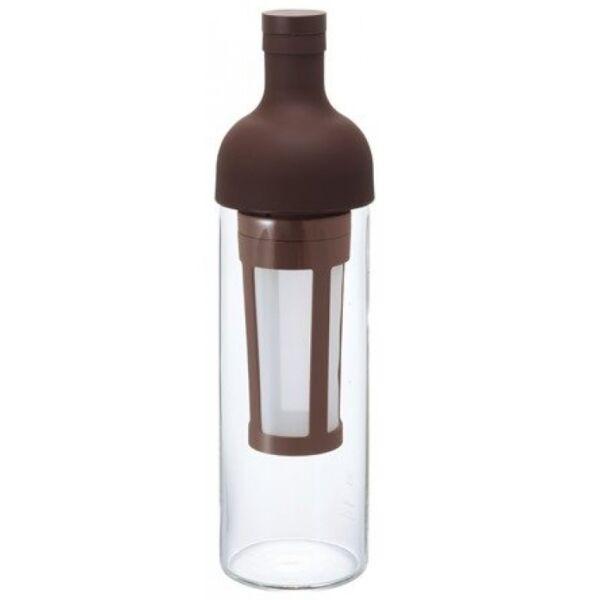 Hario cold brew üvegpalack barna színű