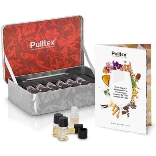 Pulltex vörösbor illatminta12db-os