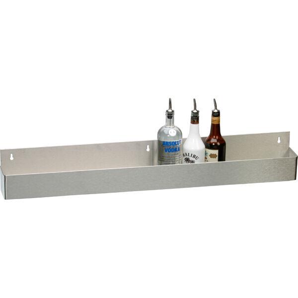 Speed rack - italtartó bárpultba 12 üvegnek 107cm