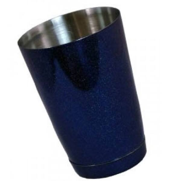 Boston koktél shaker stardust kék
