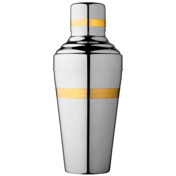 Yukiwa Baron cobbler shaker 500ml arany csíkkal