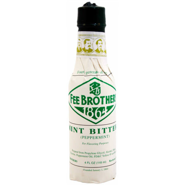 Fee Brothers Mint menta bitter 0,15L 35,8%