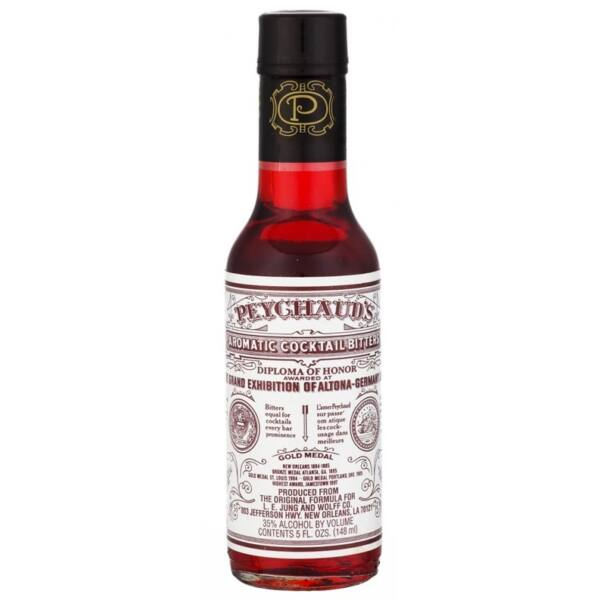 Peychaud's Aromatic Cocktail bitter 0,148L 35%