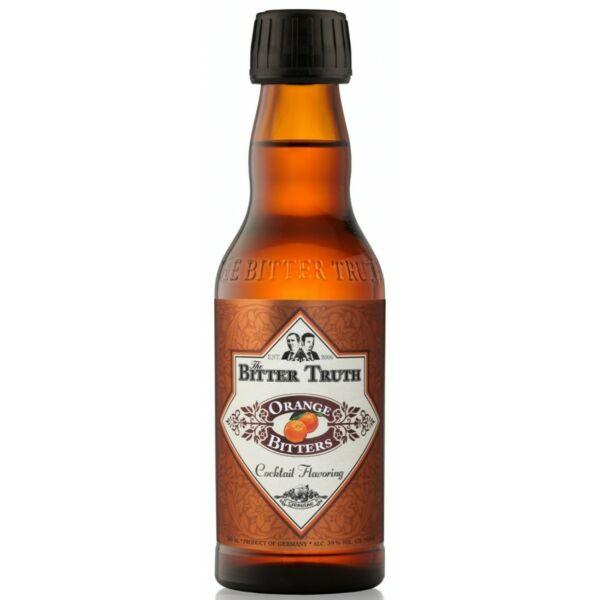 The Bitter Truth Orange narancs bitter 0,2L 39%
