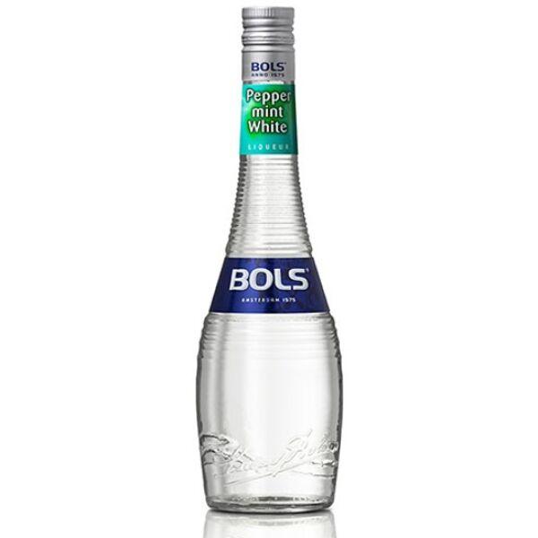 Bols Peppermint White likőr (fehérmenta) 0,7L