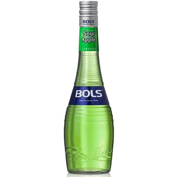 Bols Sour Apple likőr (zöldalma)
