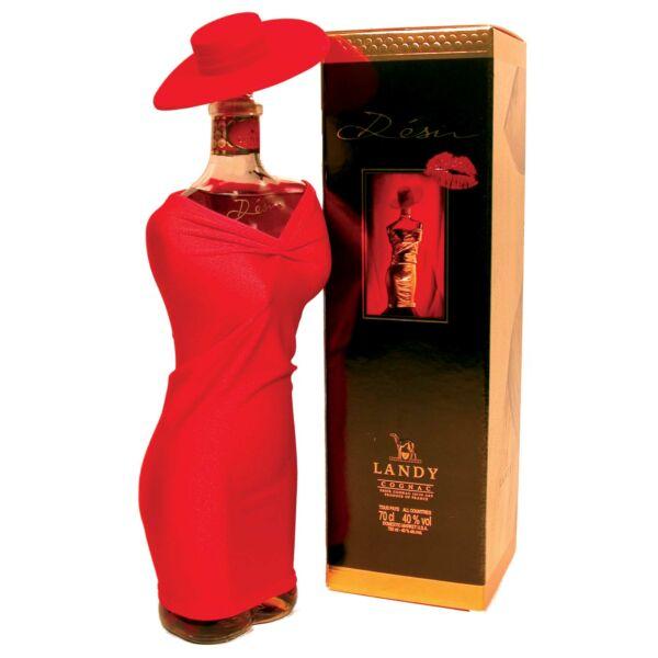 "Landy Désir ""RED"" Cognac pdd. 0,7L 40%"