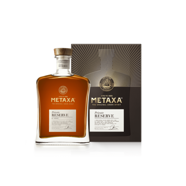 Metaxa Private Reserve Brandy pdd. 0,7L 40%