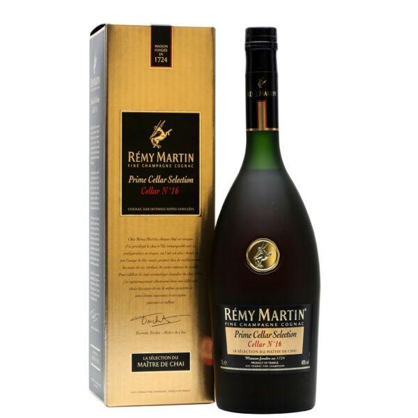 Remy Martin Prime Cellar No. 16. pdd. 1L 40%