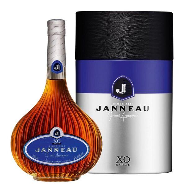 Janneau XO Armagnac Grand 40% fém dd. 0,7