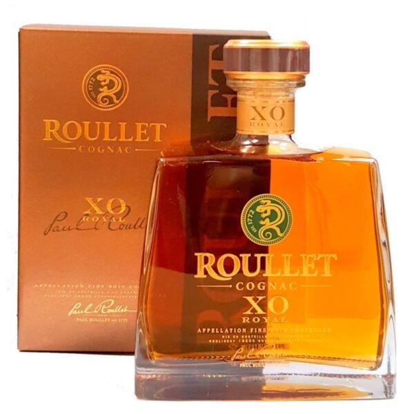 Roullet XO Royal Cognac 0,7L 40% pdd.