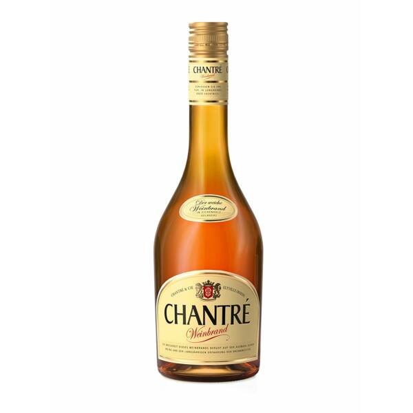 Chantre Weinbrand brandy 0,7L 36%