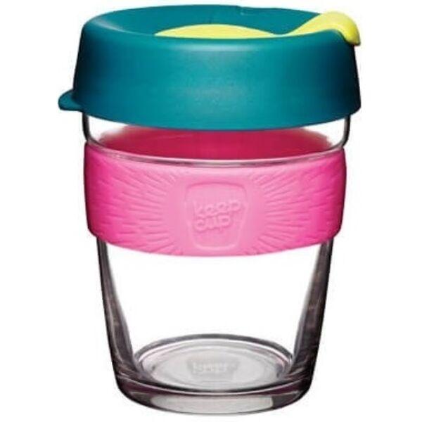 KeepCup Brew Café üveg pohár kávés termosz ATOM 360 ml