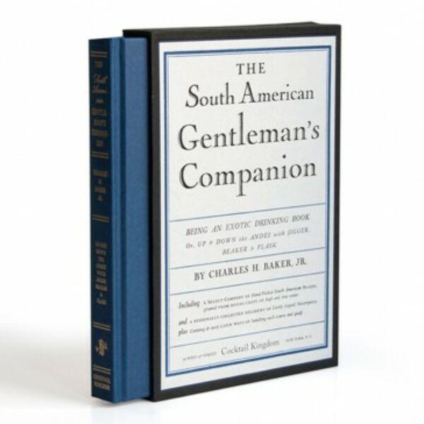 The South American Gentlemans Companion koktélkönyv