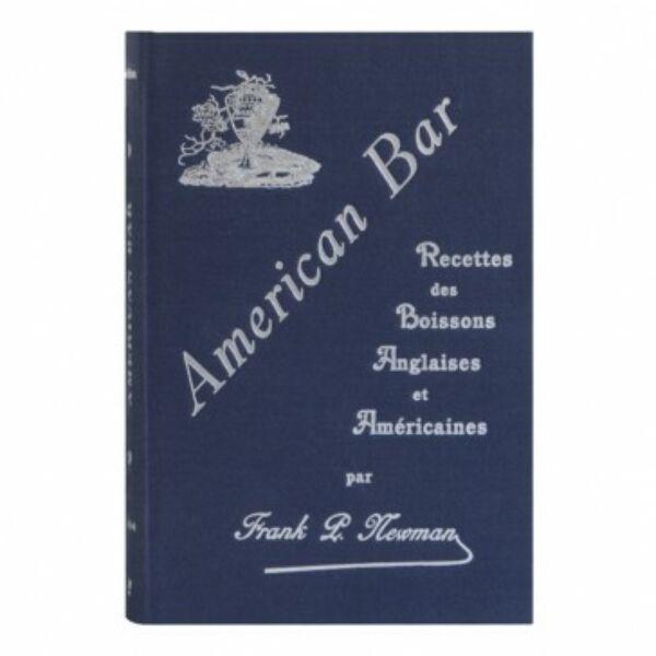American Bar koktélkönyv