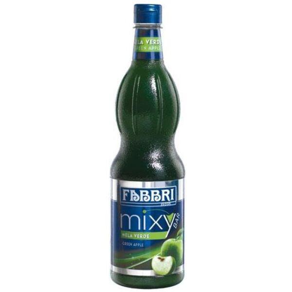 Fabbri zöldalma koktélszirup 1L