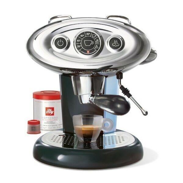 Illy Francis Francis X7.1 Iper kapszulás kávéfőzőgép, fekete