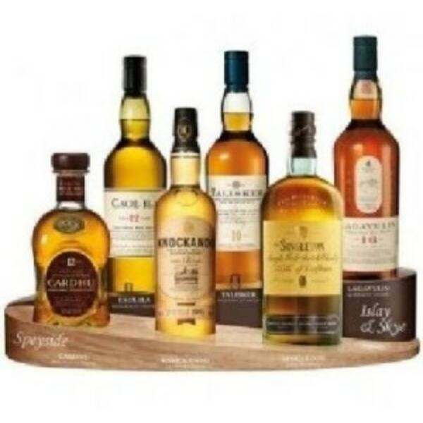 Classic Malt Try - Selection pack 6*0,7L