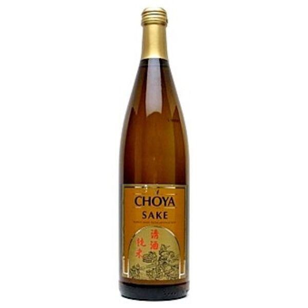 Szake Choya 0,75L 15% sake