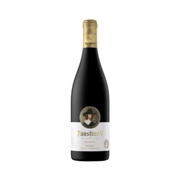 Faustino V, Reserva Spanyol vörösbor 2011 0,75