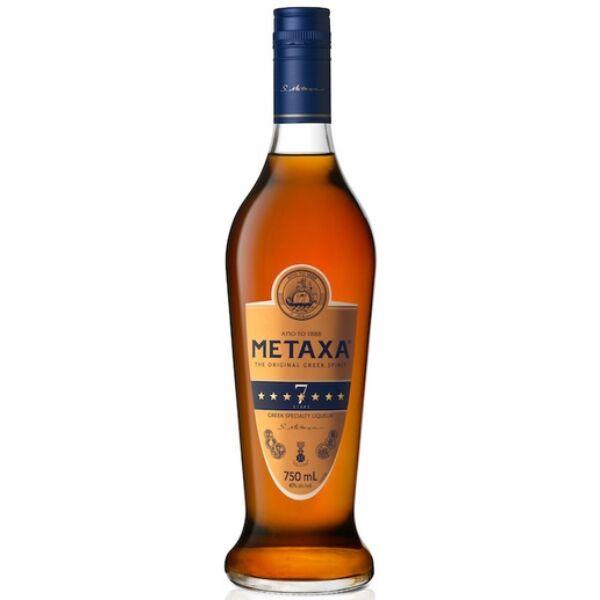 Metaxa 7* Brandy 0,7L 40%