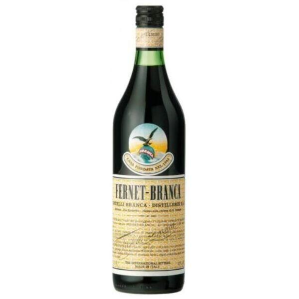 Fernet Branca likőr 0,7L 39%