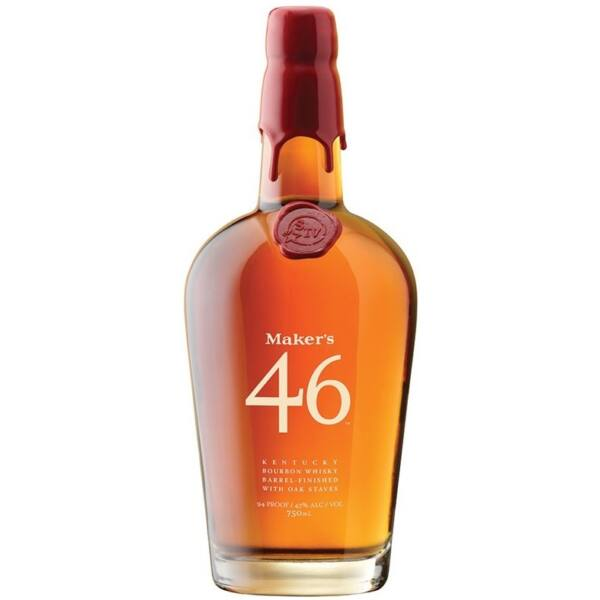 Makers Mark 46 whisky 0,7l 47%