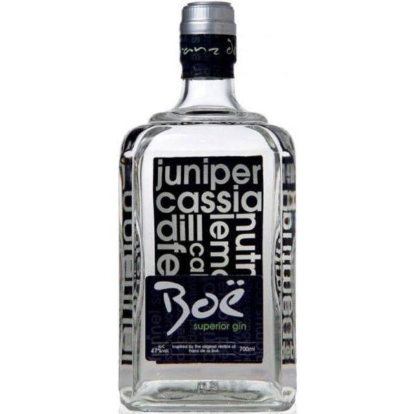 Boe Superior Gin 0,7L 47%