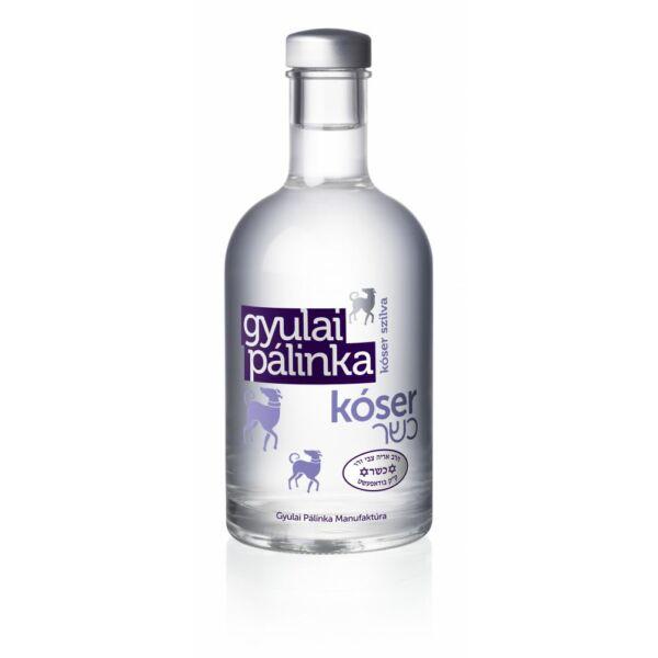 Gyulai Kóser Szilva pálinka  0,35 l 42%
