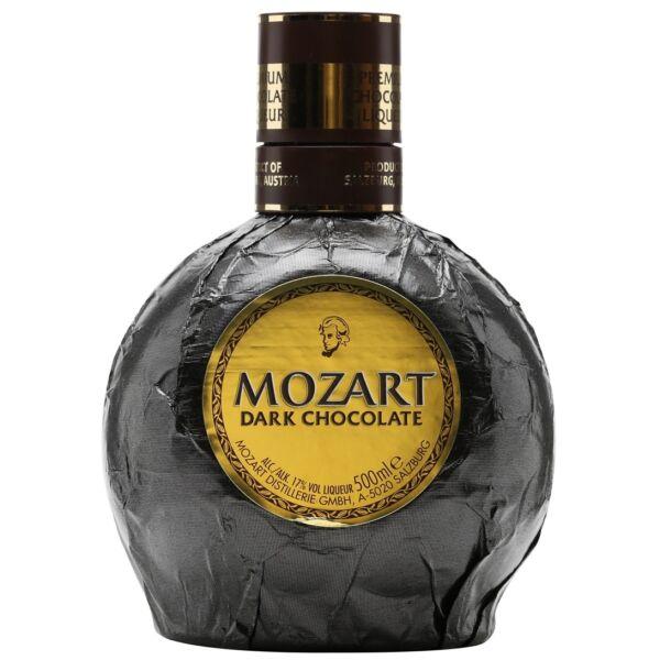 Mozart Dark Chocolate liqueur -balck- 0,5L 17%