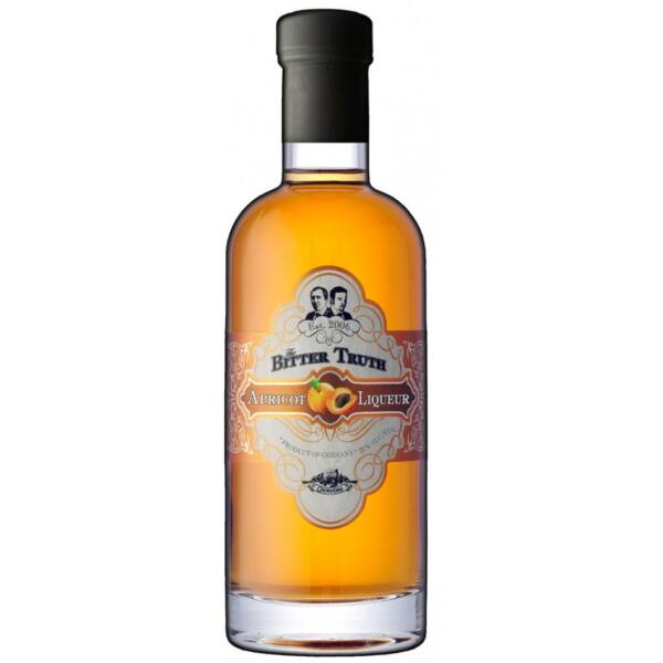 The Bitter Truth Apricot likőr 0,5L 22%